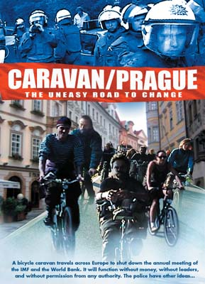 Caravan/Prague DVD box
